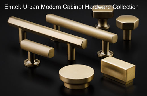 Emtek Cabinet Hardware · Emtek Door Hardware. Previous; Next