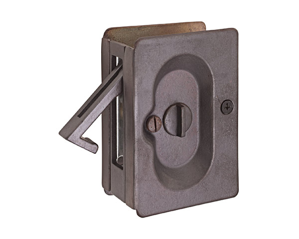 Emtek 2102 Privacy Pocket Door Hardware