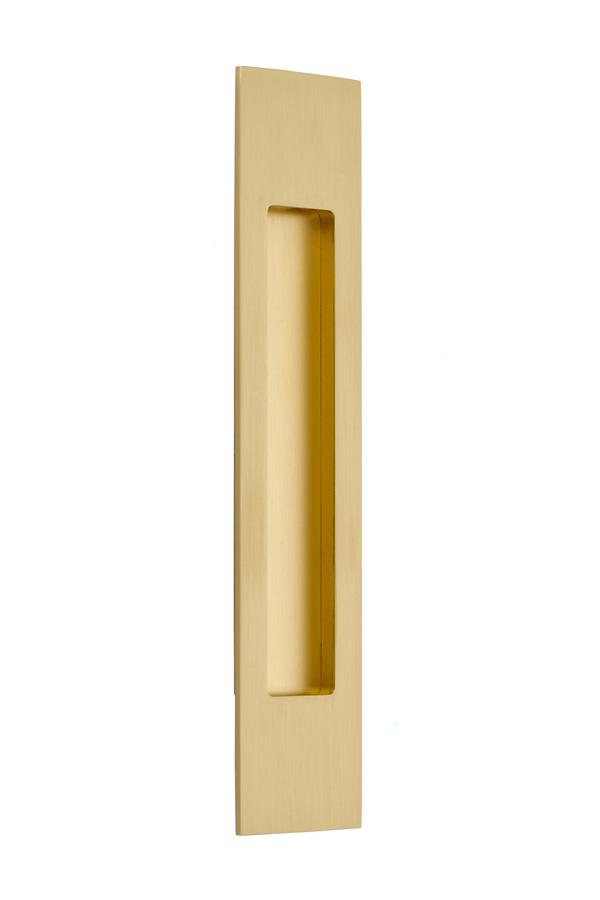 Emtek 220310 Modern Rectangular Flush Pull 10 Quot