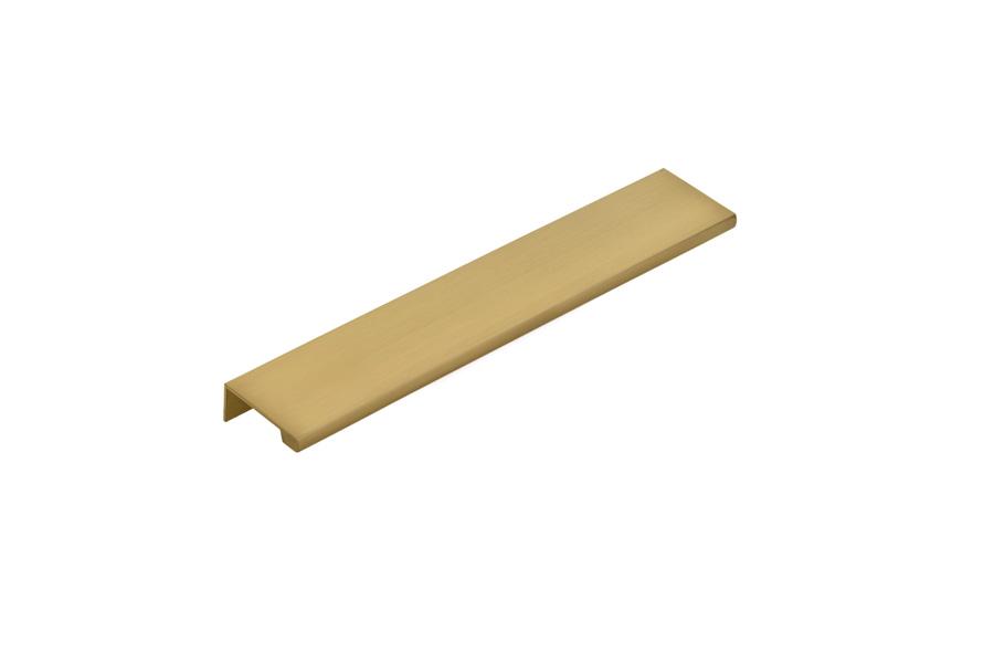 emtek 87150 cabinet edge pull 12. Black Bedroom Furniture Sets. Home Design Ideas