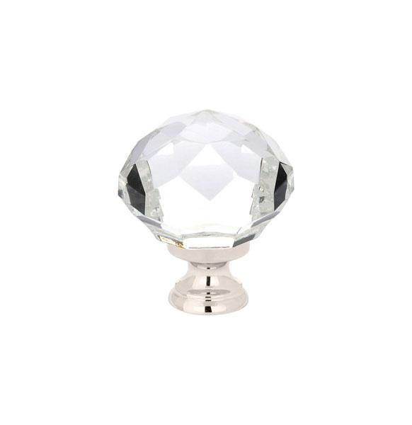 Emtek Diamond Cabinet Knob 1 3 4 Quot 86209