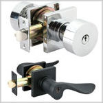 Emtek Keyed Entrance Locks