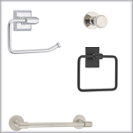 Emtek Transitional Bath Hardware
