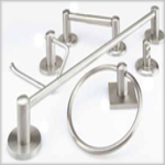 Emtek Stainless Steel Bath Hardware