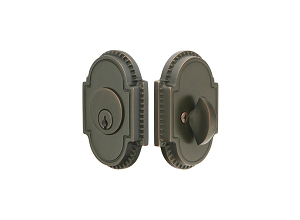 Emtek 8459 Knoxville Single Cylinder Deadbolt