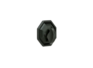 Emtek 8560 Tuscany Bronze Octagon Single Sided Deadbolt