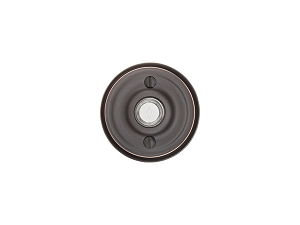 Emtek 2400 Regular Rosette Doorbell