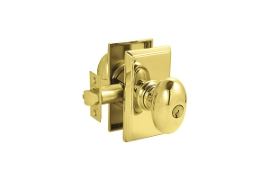 Emtek Egg Key In Knob Lockset