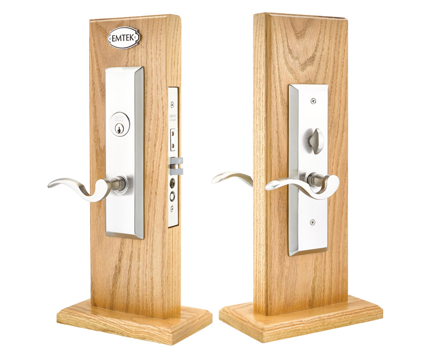 Emtek Harrison Knob By Knob And Lever By Lever Mortise