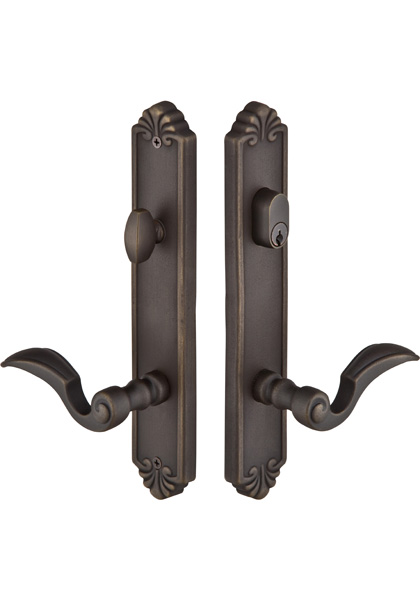 Emtek Tuscany Cast Bronze Multi Point Lock 3