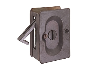 Emtek 2102 Privacy Pocket Door Hardware