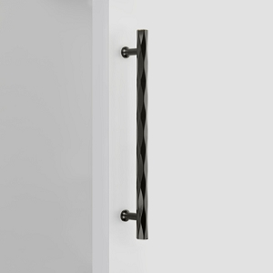Emtek BTB87005 Tribeca Back to Back Appliance Pull 12