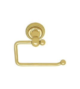 Emtek 2604 Brass Bar Paper Holder