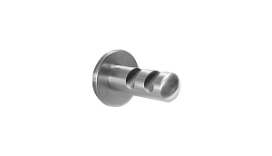 Emtek S71001 Stainless Steel Robe Hook