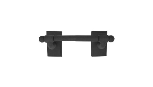 Emtek 2504 Wrought Steel Spring Rod Paper Holder