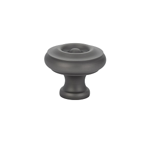 Emtek 86201 Waverly Cabinet  Knob 1-3/4