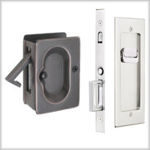 Emtek Pocket Door Hardware