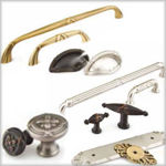 Emtek Ribbon & Reed Cabinet Hardware