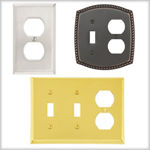 Emtek Switch Plates