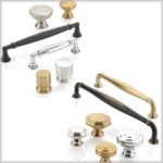 Emtek Transitional Heritage Cabinet Hardware