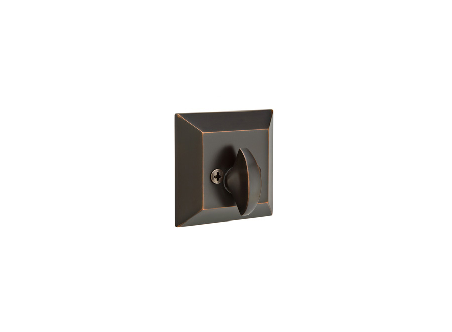 Emtek 8578 Quincy Single Sided Deadbolt