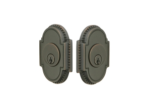 Emtek 8359 Knoxville Double Cylinder Deadbolt