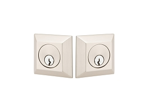 Emtek 8378 Quincy Double Cylinder Deadbolt