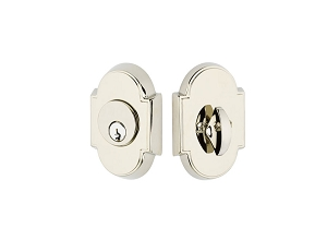 Emtek 8466 Style 8 Single Cylinder Deadbolt