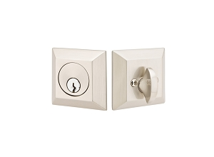 Emtek 8478 Quincy Single Cylinder Deadbolt