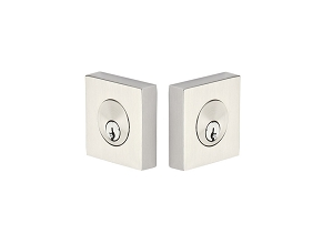 Emtek 8369 Square Double Cylinder Deadbolt
