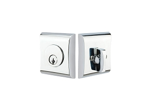 Emtek 8475 Neos Single Cylinder Deadbolt