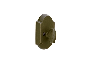 Emtek 8557 Sandcast Bronze # 1 Single Sided Deadbolt