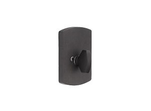 Emtek 8574 Sandcast Bronze # 4 Single Sided Deadbolt