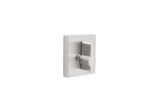 Emtek S52006 Stainless Steel Square Single Sided Deadbolt