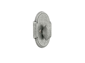 Emtek 8551 Wrought Steel # 1 Single Sided Deadbolt