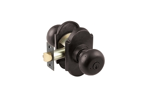 Emtek 5104WC Winchester Key In Knob Lockset #1 Rosette