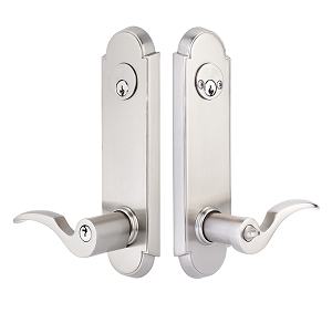 Emtek Annapolis Two Point Double Cylinder Lock