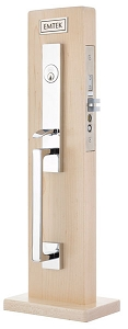 Emtek 3311 Brisbane Mortise Handleset