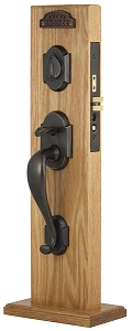 Emtek 3323 Denver Mortise Handleset