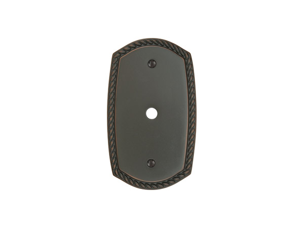 Emtek 29261 Rope Cable Plate