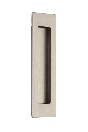 Emtek 220307 Modern Rectangular Flush Pull 7
