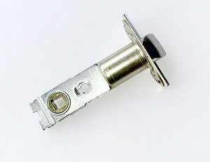 "Emtek 2-3/4"" Key in Latch"
